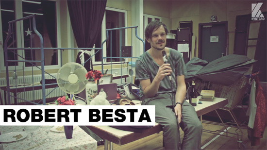 Robert Besta Interview
