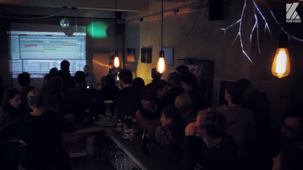 Ableton Live Workshop Präsentation 2012