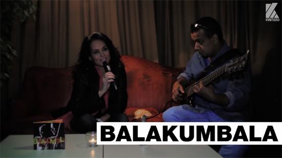 Viviane de Farias & Mauro Martins von Balakumbala