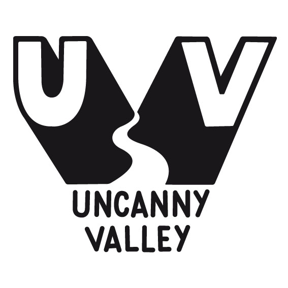 Logo Uncanny Valley Web