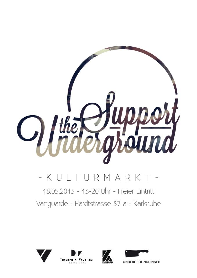 Support The Underground