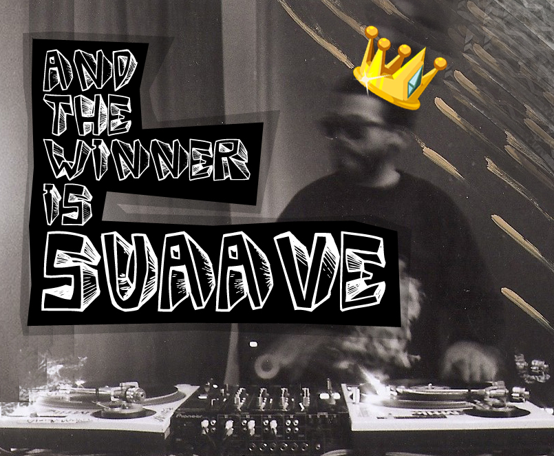 SUAAVE - ENTER THE CLUB Gewinner 2013