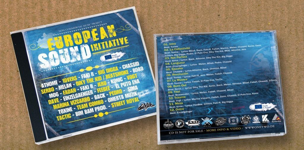 European Sound Initiative LP CD