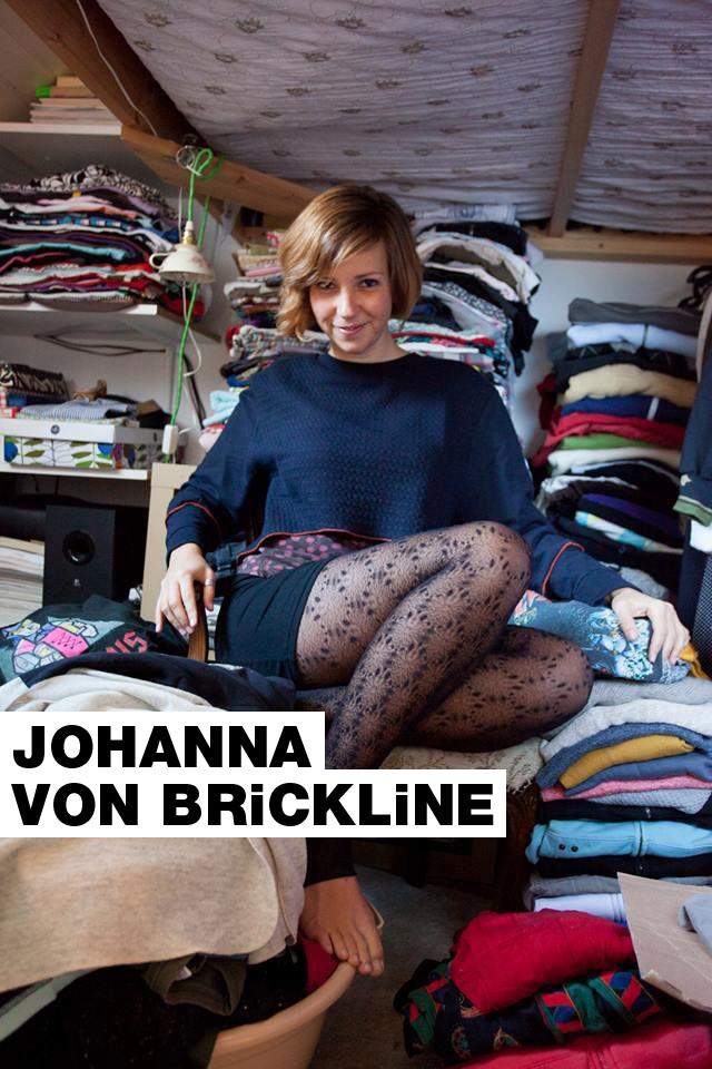 Johanna-Schomburg von BRiCKLiNE im Interview
