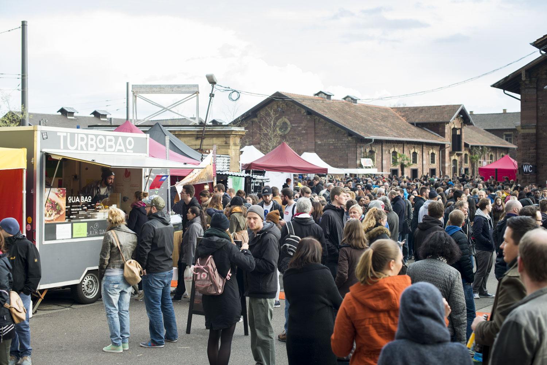 Foodfestival Karlsruhe Ambiente 2