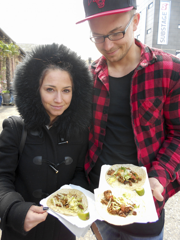 Foodfestival Karlsruhe Freude 1