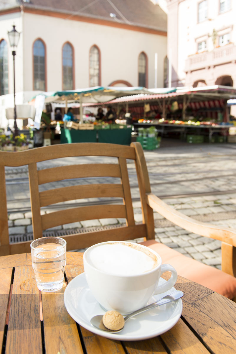 Kavantgarde Lieblingscafe Karlsruhe Cielo Getreidekaffee