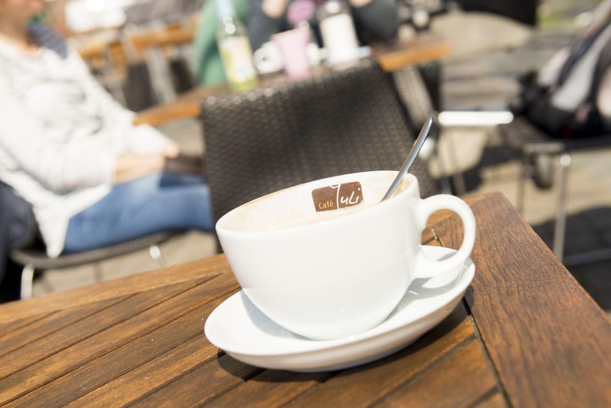Café Juli am Gutenbergplatz