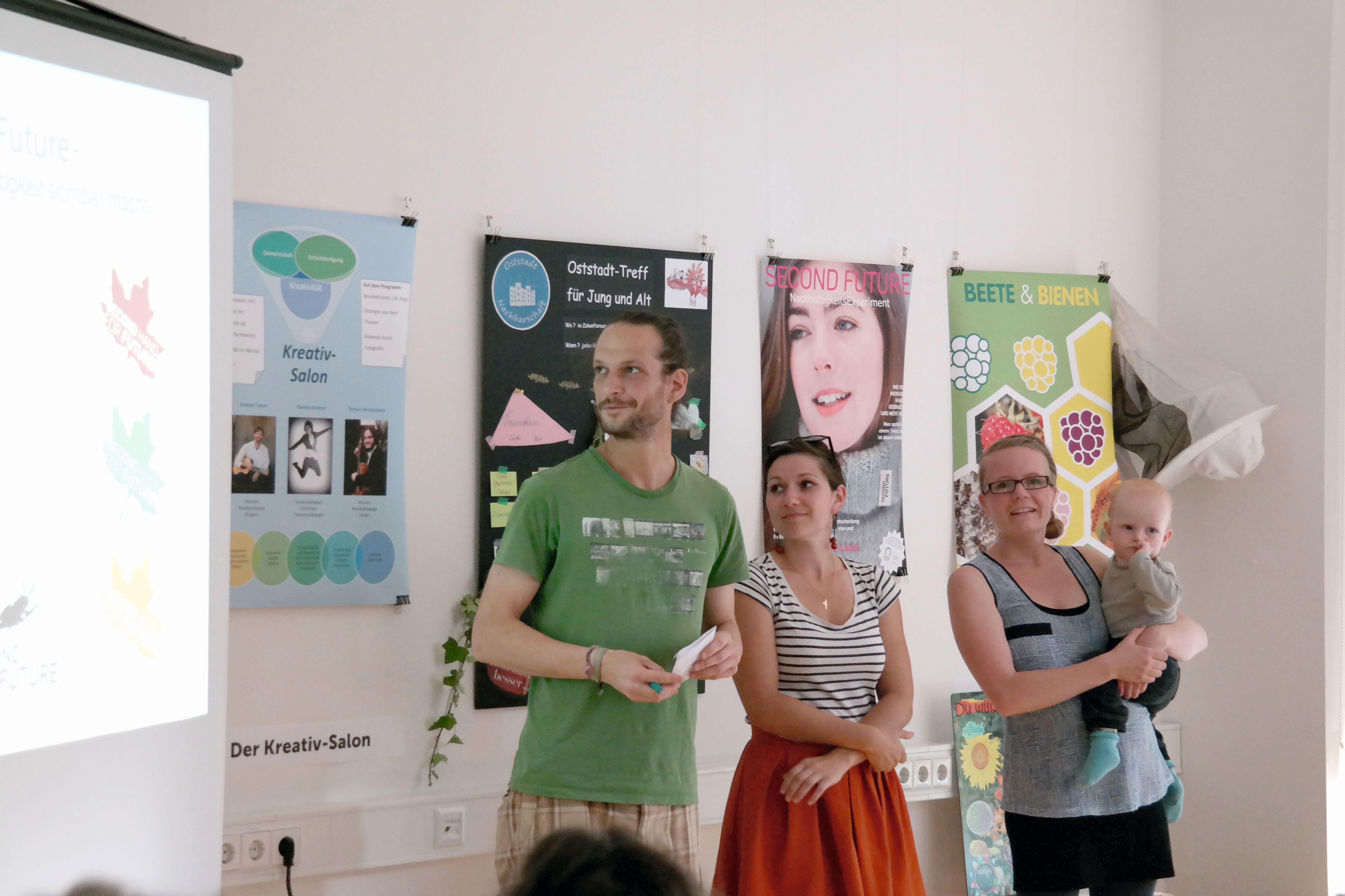 Die vier Gewinner der Nachhaltigkeitsexperimente