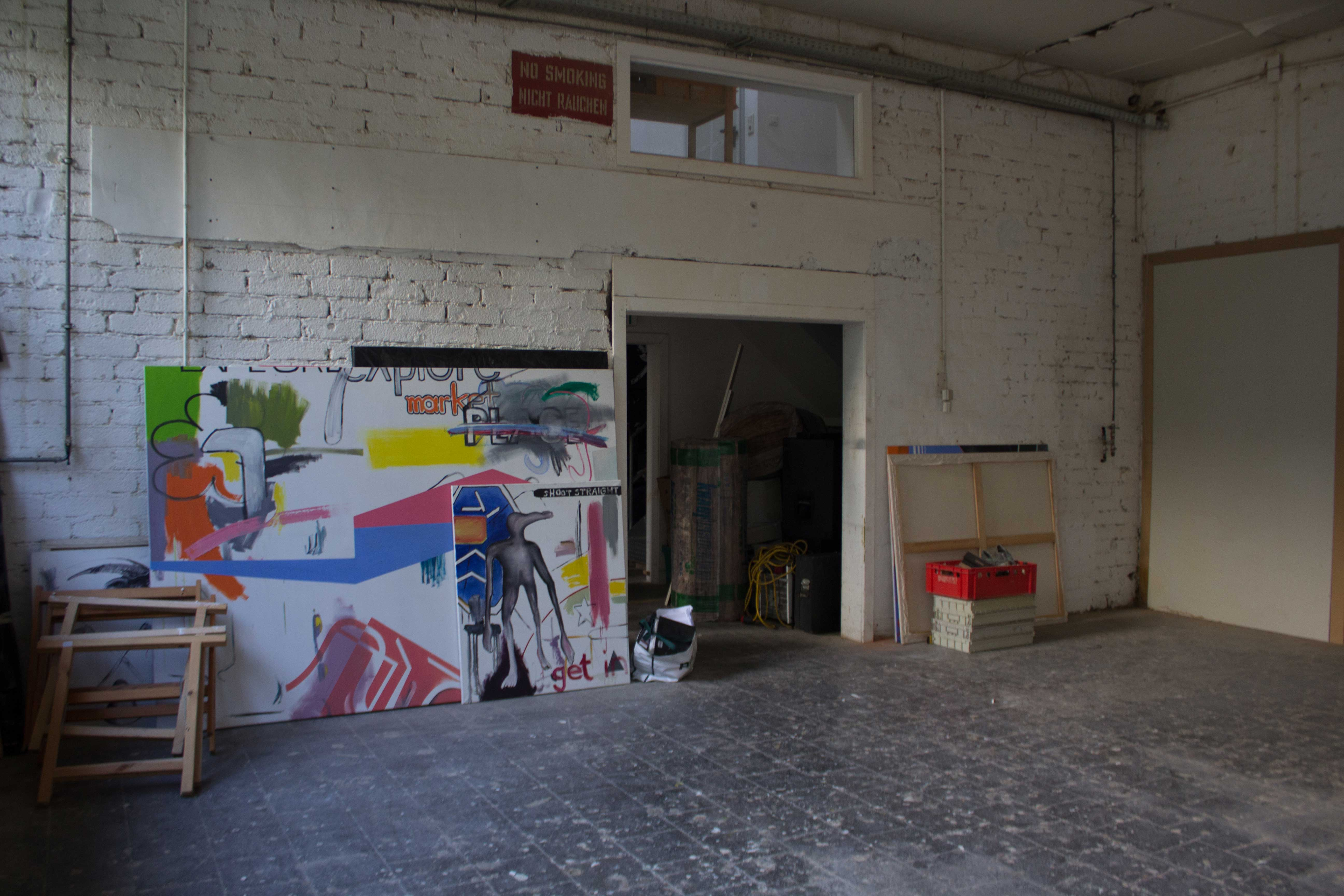 Das Atelier!