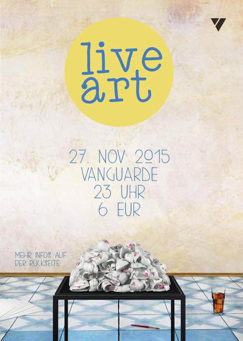 live art 27.11.2015