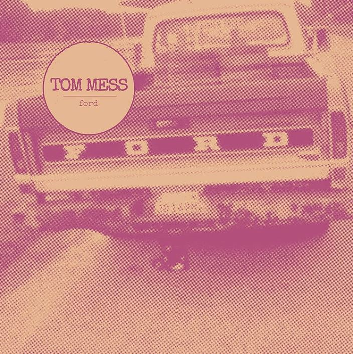 tom mess - ford cover